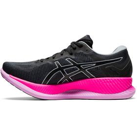 asics GlideRide Shoes Women, graphite grey/black